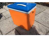Vintage 1970s Cooler Box