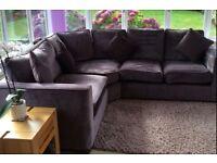 Corner sofa L shaped