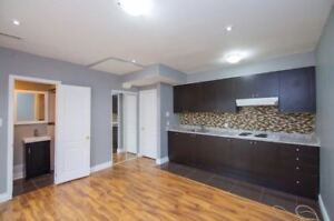 Walkout basement apartment available for rent