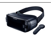 Samsung gear vr headset 2017 with controller