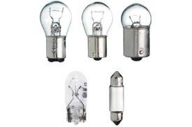 Car bulbs available
