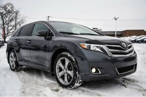 Toyota Venza 2016 lease takeover