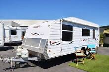 Concept Ascot Used Caravan - Full Ensuite - Island Bed - Solar Wodonga Wodonga Area Preview