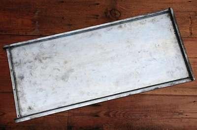 Satzschiff 64x27 cm Buchdruck Bleisatz Handsatz Setzschiff  letterpress tray
