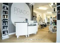 Beauty Room for Rent at PRADO Hair & Beauty Salon in Liverpool ONE - £300 per month