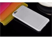Job lot 92 x 0.3mm Ultra Thin Hard Plastic PC Slim Frosted Matte Back Case for iPhone 6/6s