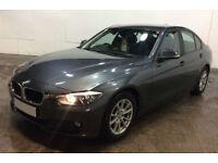 Grey BMW 320 2.0TD Auto 2014MY d EfficientDynamics FROM £51 PER WEEK!