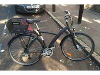 Bike B'TWIN Original 520 hybrid very good condition