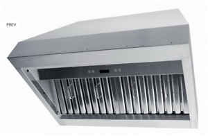Ducted Insert Range Hood Fan Vent (Brand new in box) - 1000 CFM
