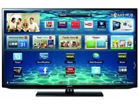 "*As New* Samsung UE46EH5300 46"" Smart Full HD 1080p LED Backlit TV - HDMI - USB - Remote"
