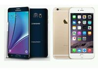 CASH CASH ANY IPHONES OR SAMSUNGS ANY CONIDTION TEXT OR CALL