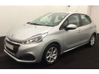 PEUGEOT 208 1.6 BLUE HDI GT LINE ALLURE 1.2 VTI ACTIVE FROM £36 PER WEEK!