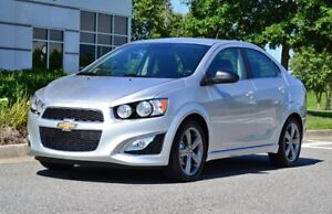 2014 Chevy Sonic 67000kms