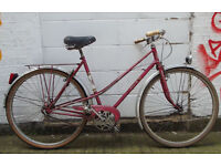 Vintage french ladies dutch bike HELIUM from 70tie Single Speed Nice shape Need some Love - Welcome