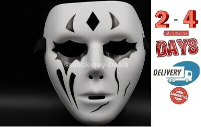 New Mask Adult Mens Guy Fawkes Anonymous dance Occupy Halloween Costume Ghost - Occupy Masks