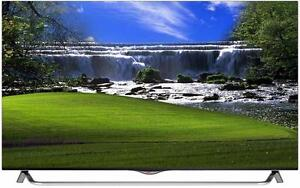 """LG 49"""" LED 4K 3D SMART UHDTV *GREAT CONDITION, WARRANTY INCLUDED*"""