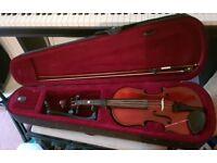 3/4 inch Violin