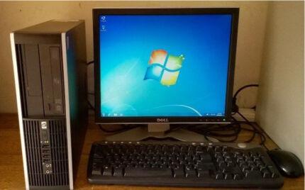 Desktop computer  Golden Grove Tea Tree Gully Area Preview