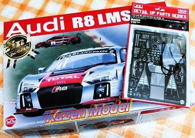 Nu Nu 1/24 Audi R8 LMS GT3 2015 w/Grade Up Parts Platz Beemax Tamiya Aoshima