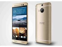 wanted htc one m9 unlocked or o2
