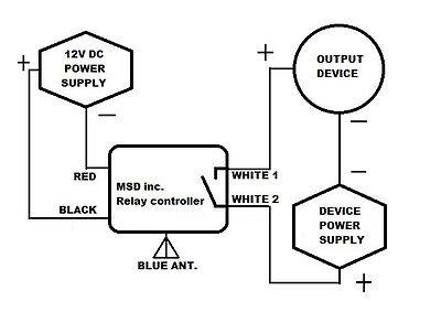 как выглядит Контроллер или регулятор для домашней автоматики 12V DC 500 ft DRY CONTACT on off long range remote control relay switch RP100P фото