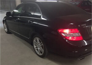 Mercedes C300 - 4matic 2009