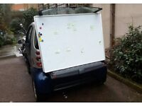Large Magnetic Whiteboard for office / meeting room / startup brainstorming - REDUCED PRICE
