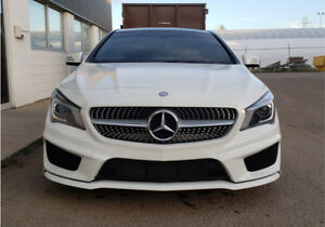 2015 Mercedes-Benz CLA 250 4Matic $25000