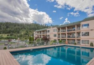 Sicamous Waterfront Condo - Weekly- With Boat Slip