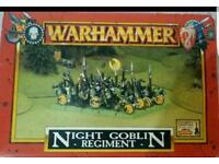 Games workshop night goblins