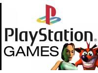 Ps1 consols & Games Wanted