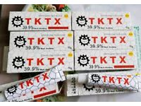 TKTX Numbing cream tattoo & piercing