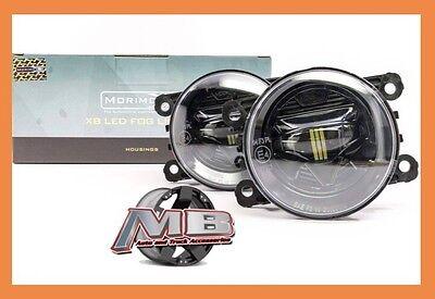 2011 2012 2012 Acura TSX Morimoto XB LED Projector Type S Fog Lights Pair 5500K