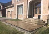 RESIDENTIAL LANDSCAPING AND INTERLOCK