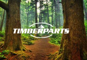 TIMBERPARTS - Skidder Porter Harvester Forwarder Buncher PARTS