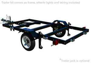 New in Box Folding Utility Trailer (SALE) Kitchener Kitchener / Waterloo Kitchener Area image 3