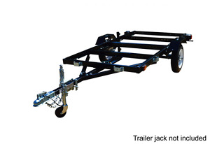 New in Box Folding Utility Trailer (SALE) Comox Comox / Courtenay / Cumberland Comox Valley Area image 3