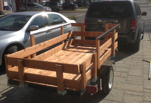 New in Box Folding Utility Trailer (SALE) Comox Comox / Courtenay / Cumberland Comox Valley Area image 13