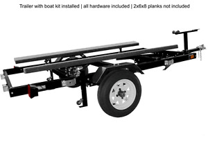 New in Box Folding Utility Trailer (SALE) Comox Comox / Courtenay / Cumberland Comox Valley Area image 11