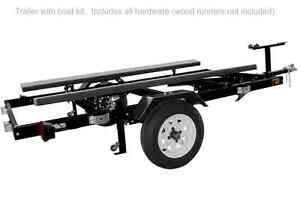 New in Box Folding Utility Trailer (SALE) Kitchener Kitchener / Waterloo Kitchener Area image 11