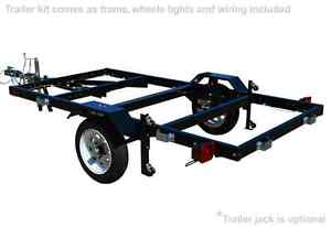 Utility Trailer, U Build or buy done.  Also 5 x 8 now in!