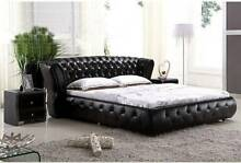 Australia's largest collection of leather bed king queen double Darwin CBD Darwin City Preview