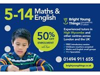 Bright Young Things High Wycombe Tuition Centre