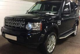 LAND ROVER DISCOVERY 4 SE TD V6 7 SEAT XS HSE LUXURY GS FROM £134 PER WEEK!