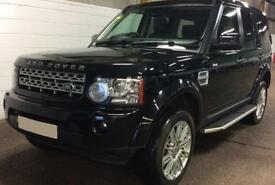Land Rover Discovery 4 FROM £134 PER WEEK!
