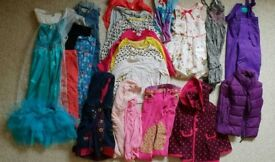 Girls 3 - 4 years clothing bundle