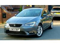 2014 SEAT LEON 1.2 TSI TECHNOLOGY PACK GREAT SPEC FULL SERVICE HISTORY DRIVES LIKE NEW