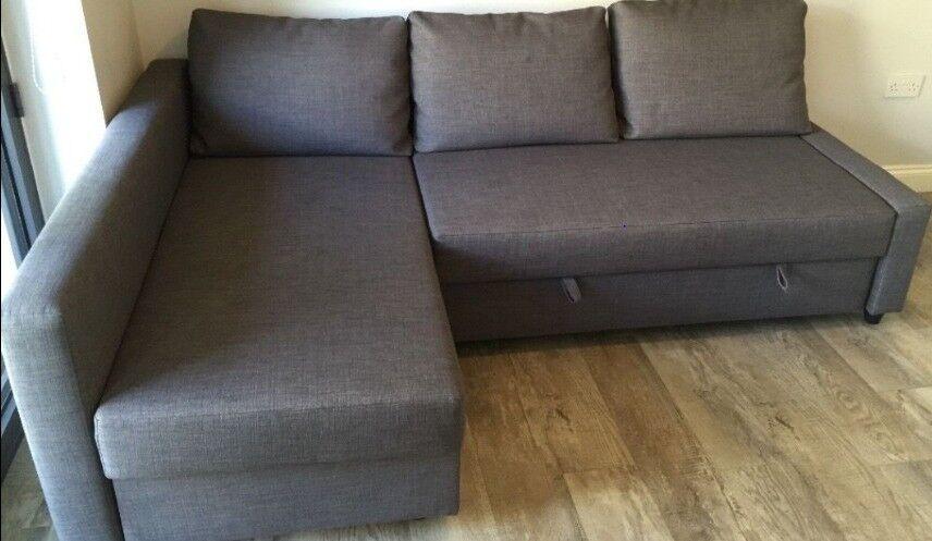 Ikea Sofa Bed Friheten Corner Sofa Bed With Storage In Lenton