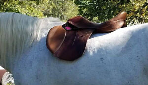 Toulouse Jumping Saddle