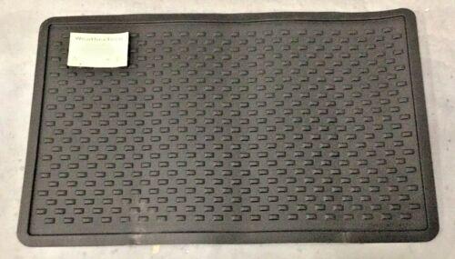 WeatherTech IDM1B Indoor Floor Mat 39 x 24 Black